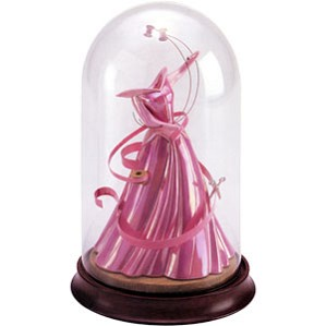 WDCC Disney Classics-Sleeping Beauty Princess Aurora's Dress A Dress A Princess Can Be Proud Of