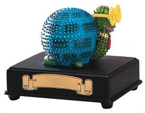 WDCC Disney Classics-Main Street Parade Turtle Twinkling Turtle