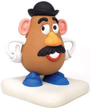 WDCC Disney Classics-Toy Story Mr Potato Head Thats Mister Potato Head To You