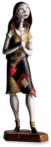 WDCC Disney Classics-The Nightmare Before Christmas Sally The Sandy Claws Seamstress - Signed