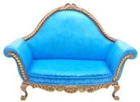 WDCC Disney Classics-The Aristocats Sofa Base
