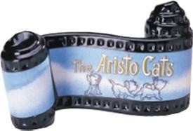 WDCC Disney Classics-Opening Title The Aristocats
