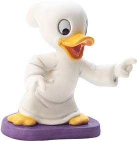 WDCC Disney Classics-Trick Or Treat Nephew Duck Lil Spook