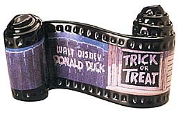 WDCC Disney Classics-Opening Title Trick Or Treat