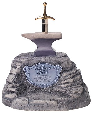 WDCC Disney Classics-Sword in the Stone