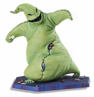 WDCC Disney Classics-The Nightmare Before Christmas Oogie Boogie Im Mr Oogie Boogie