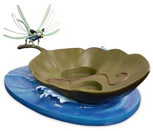 WDCC Disney Classics-The Rescuers Evinrude Base
