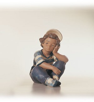 Lladro-Long Day 1991-13