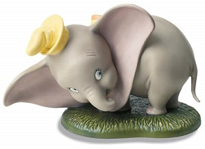 WDCC Disney Classics-Dumbo Trust Timothy