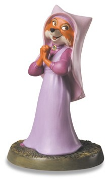 WDCC Disney Classics-Robin Hood Maid Marian Devoted Damsel
