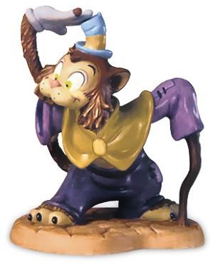 WDCC Disney Classics-Pinocchio Gideon Feline Flunky