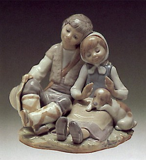 Lladro-Friendship 1972-91