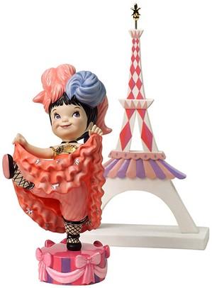 WDCC Disney Classics-Its A Small World France Joie De Vivre Joy Of Life