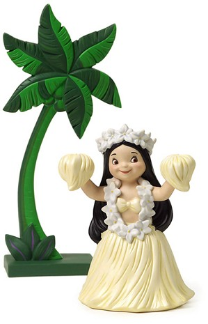 WDCC Disney Classics-It's A Small World Tahiti Maera Welcome