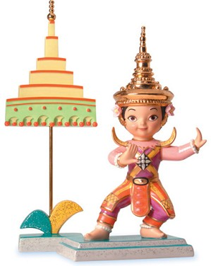 WDCC Disney Classics-Thailand