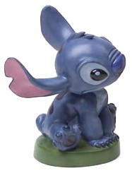 WDCC Disney Classics-Lilo And Stich Stitch Perplexed Student