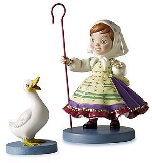WDCC Disney Classics-It's A Small World Belgium Gathering Friends