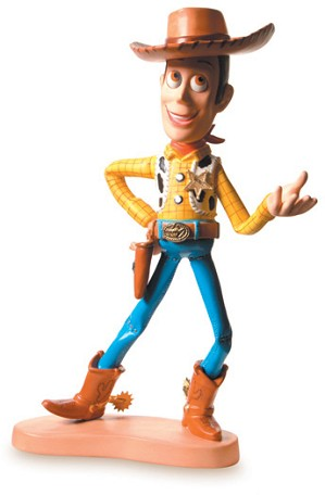 WDCC Disney Classics-Toy Story Woody Oh Wow Will You Look At Me