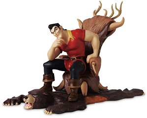 WDCC Disney Classics-Beauty and The Beast Gaston Scheming Suitor