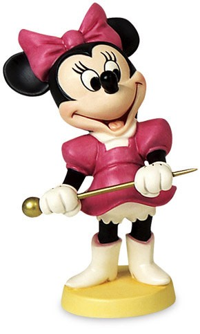 WDCC Disney Classics-Mickey Mouse Club Minnie Mouse Join The Parade