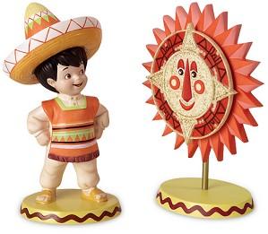 WDCC Disney Classics-It's A Small World Mexico Bienvenidos (welcome)