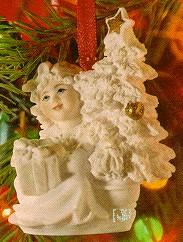 Giuseppe Armani-Armani 1998 Christmas Ornament