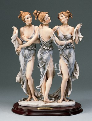 Giuseppe Armani-Three Graces - Ltd. Ed. 3000