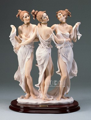 Giuseppe Armani-Three Graces