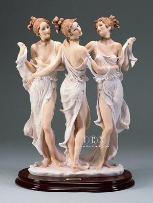 Giuseppe Armani-Three Graces