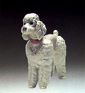 Lladro-Woolly Dog 1974-85