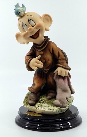 Giuseppe Armani-Dopey's New Friend