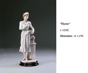 Giuseppe Armani-Nurse