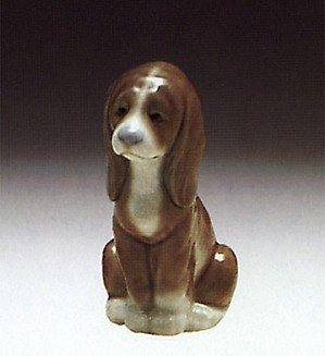 Lladro-Good Puppy 1974-85