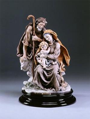 Giuseppe Armani-The Holy Family