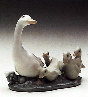 Lladro-Ducklings