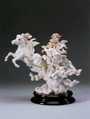 Giuseppe Armani-Sky Riders
