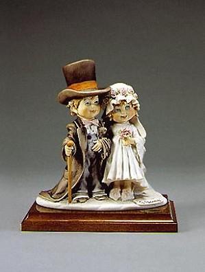 Giuseppe Armani-Bride & Groom