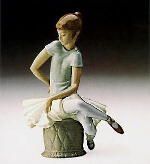 Lladro-Ballet Blue - Julia 1978-93