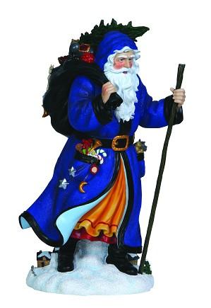 Pipka-Tannenbaum Santa