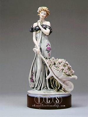 Giuseppe Armani-Gathering Roses-Ret 2002