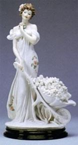 Giuseppe Armani-Gathering Roses