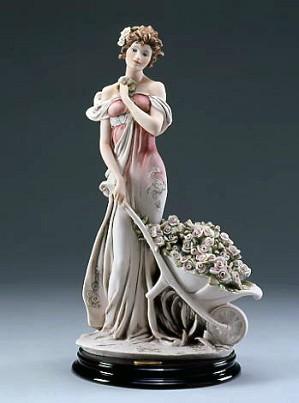 Giuseppe Armani-Gathering Roses (2006 Retirement)
