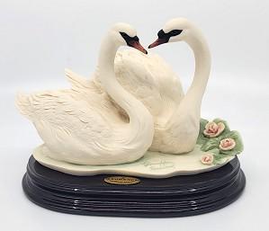 Giuseppe Armani-Pair Of Swans