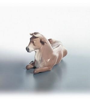 Lladro-Cow