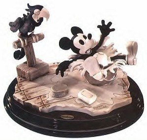 Giuseppe Armani-Steamboat Willie