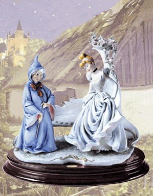 Giuseppe Armani-Cinderella & Fairy Godmother