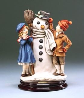 Giuseppe Armani-Our Snowman  Ret 04