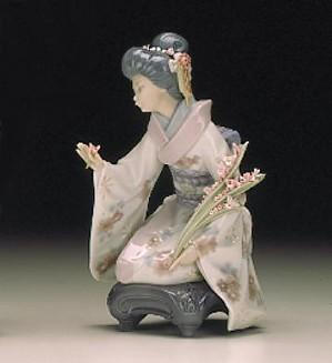 Lladro-Kiyoko 1983-98