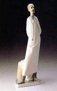 Lladro-Doctor Reduced 1969-89