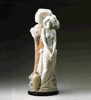 Lladro-Youthful Beauty Le5000 1985-2001